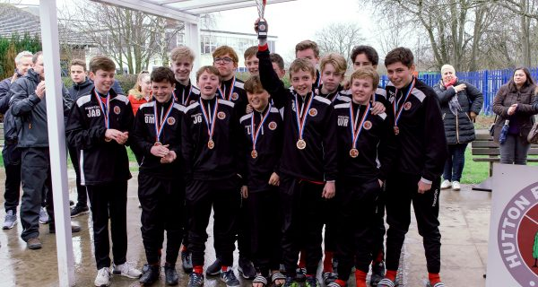 6519f327e Hutton U14 Red s win International Tournament 2018 !. After a great weekend  of football ...