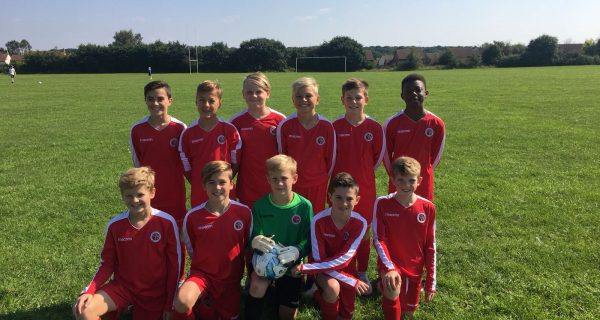 896d00bc4 Hutton U12 Red s Win St Edmunds Youth FC Tournament 2018